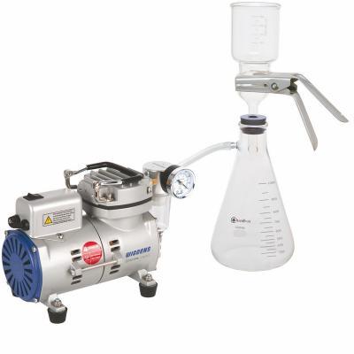 Kit de filtración por succión al vacío