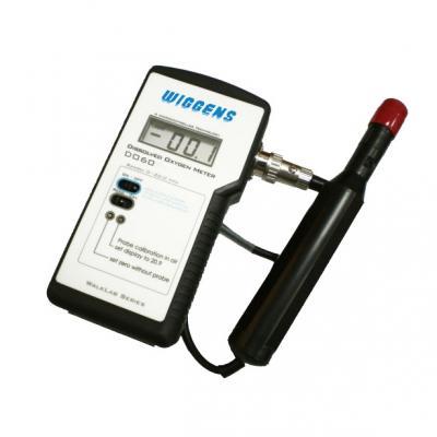 Medidor portátil de oxígeno disuelto