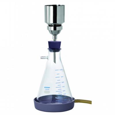 Combinación de botellas de succión de vidrio