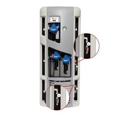 Generador de aire de nitrógeno WHISPER HYBIRD