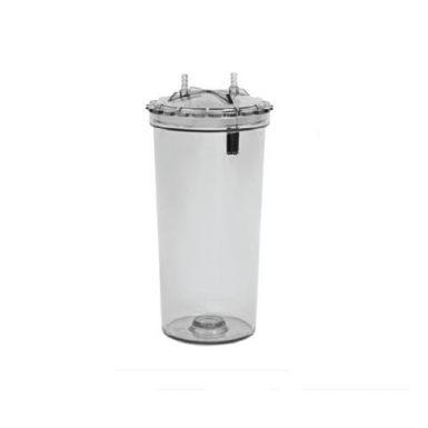Botella de residuos