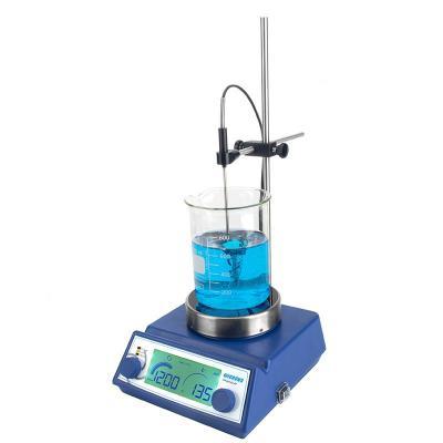Agitador magnético de calentamiento
