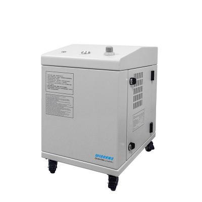 Bomba de presión y sistema de suministro de aire